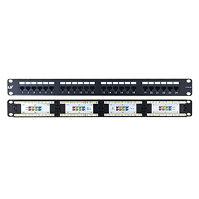 Category 5e Patch Panel